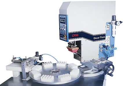 Sistemas Automatizados Tampografia Mesa Giratoria