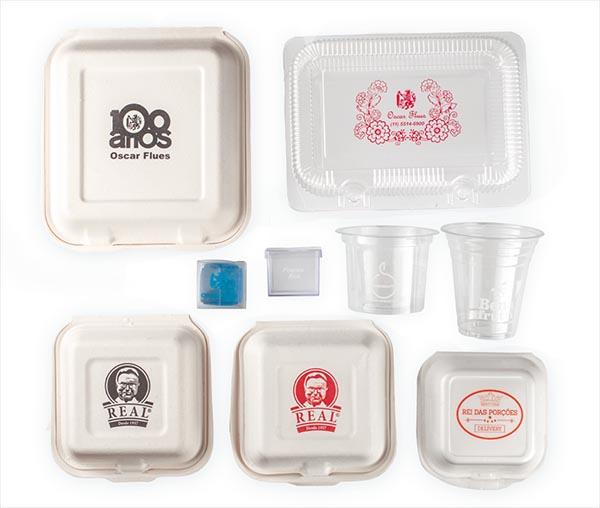 embalagem de alimentos personalizadas
